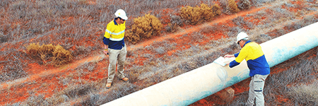 pipeline inspection